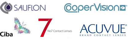 Our contact lense brands
