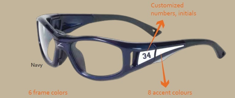 282c6e417cfd The Leader C2 Rx Sports Frame is available in 4 sizes to fit young children  through to Adults. They can be ordered with or without your prescription  and are ...